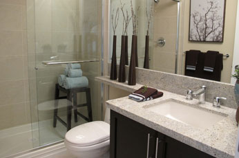 Custom Bathrooms Renovations By Fred Rose