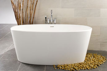 Beautiful Free Standing Bath
